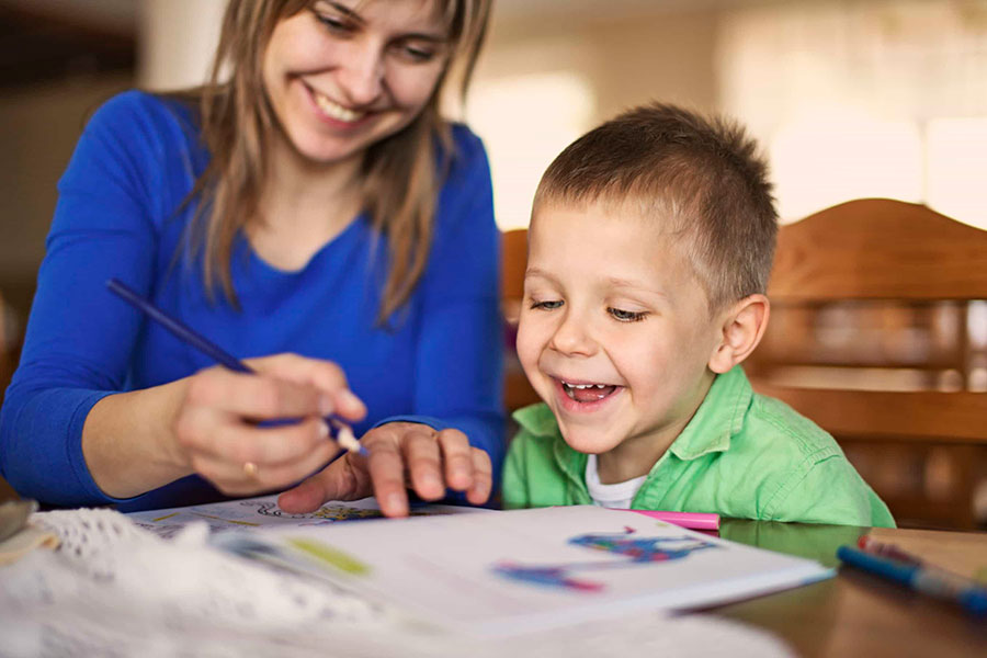 Учим английский с ребенком самостоятельно с нуля